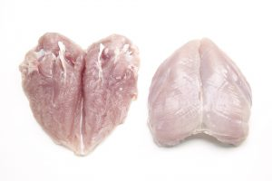 Butterfly Breast Fillet – Skin Off