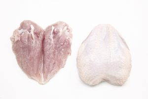 Butterfly Breast Fillet – Skin On