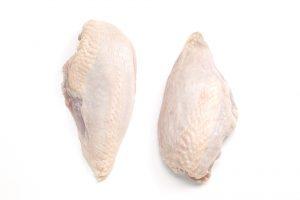 Single Breast - Skin On