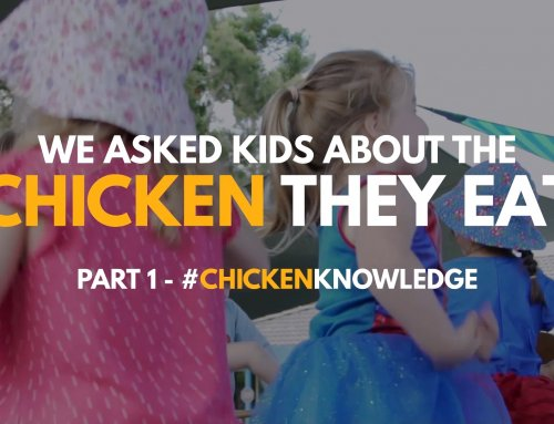 What Kids Think About Aussie Meat Chickens