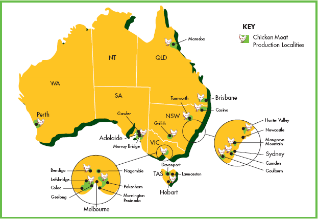 Where Is Australia Located On A Map.Location Map Wpc08 Acmf