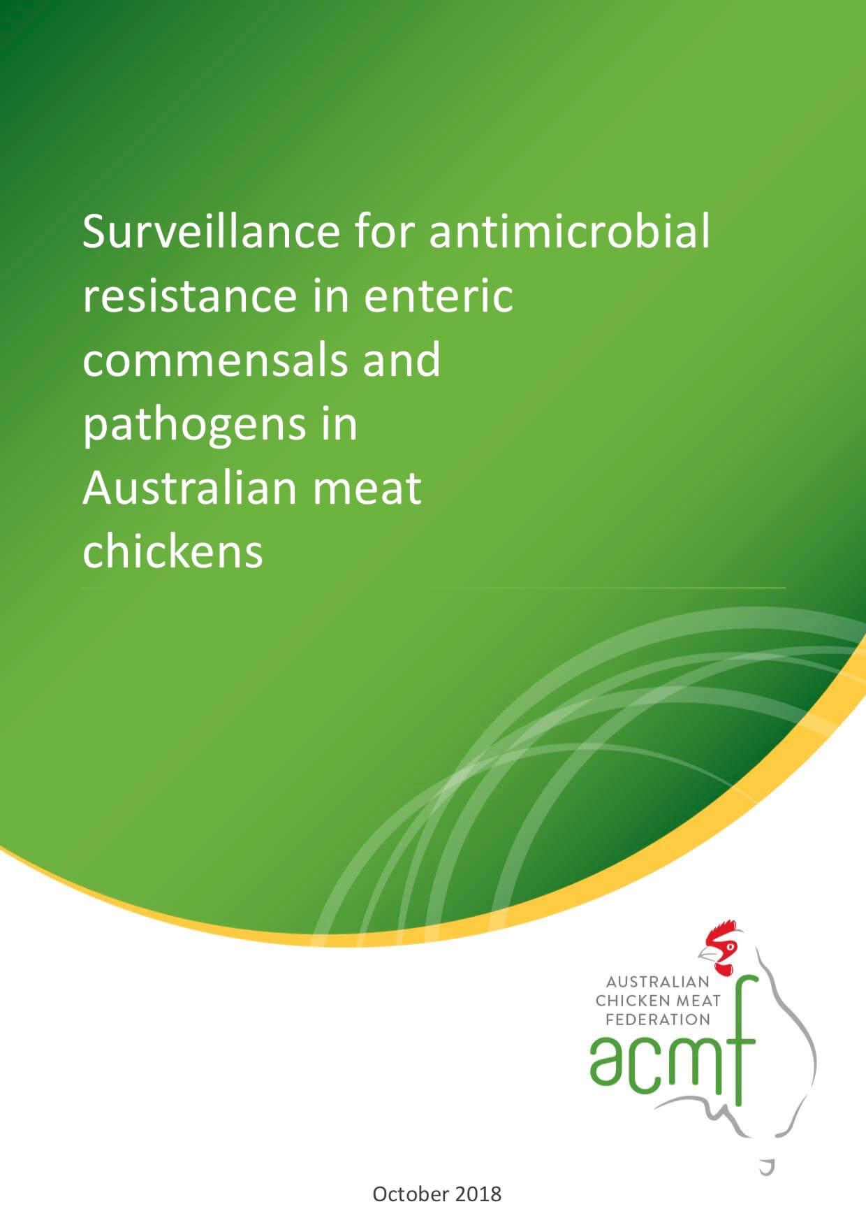 Chicken Health & Welfare - ACMF